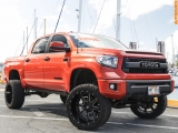 Toyota 6  Lifted 4WD Tundra TRD PRO 2015
