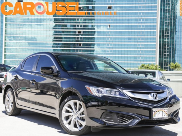 2017 Acura ILX with Technology Package
