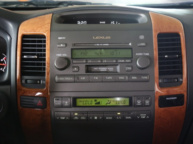 Lexus Gx470 3rd Row 4wd Loaded
