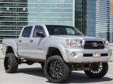 Toyota Tacoma Lifted 6 inch PreRunner 2011