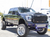 Ford Super Lifted 4WD F-250 Lariat 2015