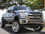 Ford 4WD Lifted F-250 Lariat 2016