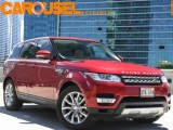 Land Rover Range Rover Sport 4WD HSE 2015