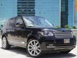 Land Rover FULLSIZE Range Rover (510HP) V8 Supercharged 2014