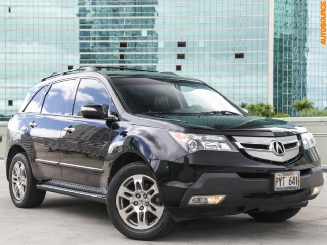 2009 Acura MDX 4WD with Tech Package