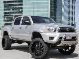 Toyota Tacoma 4WD Lifted 6 Inch 2013
