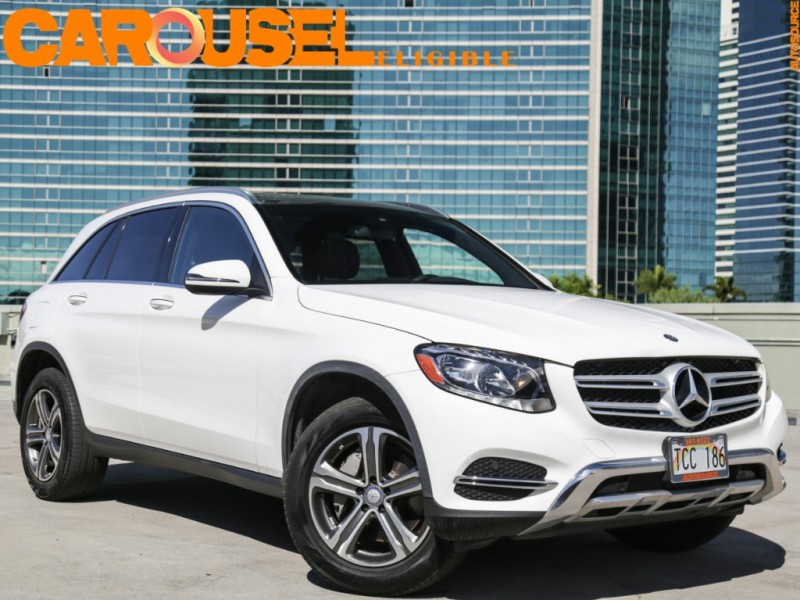Mercedes-Benz GLC300 2017 price $31,995