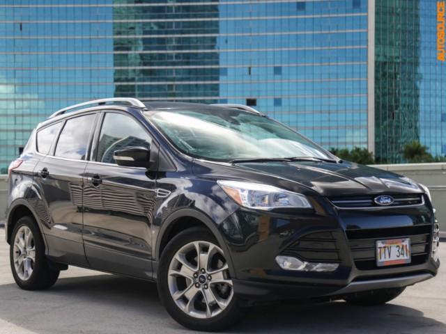 2014 Ford Escape 4WD Titanium