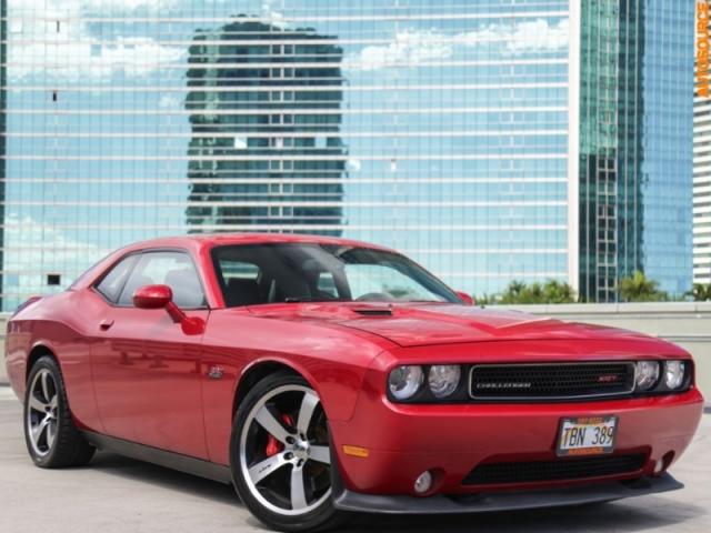 2012 Dodge Challenger SRT8 392 Hemi
