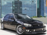 Lexus IS300 with 2JZ-GTE (Toyota Supra Motor 600hp) 2002