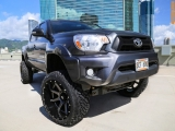 Toyota Lifted Tacoma Prerunner 2014