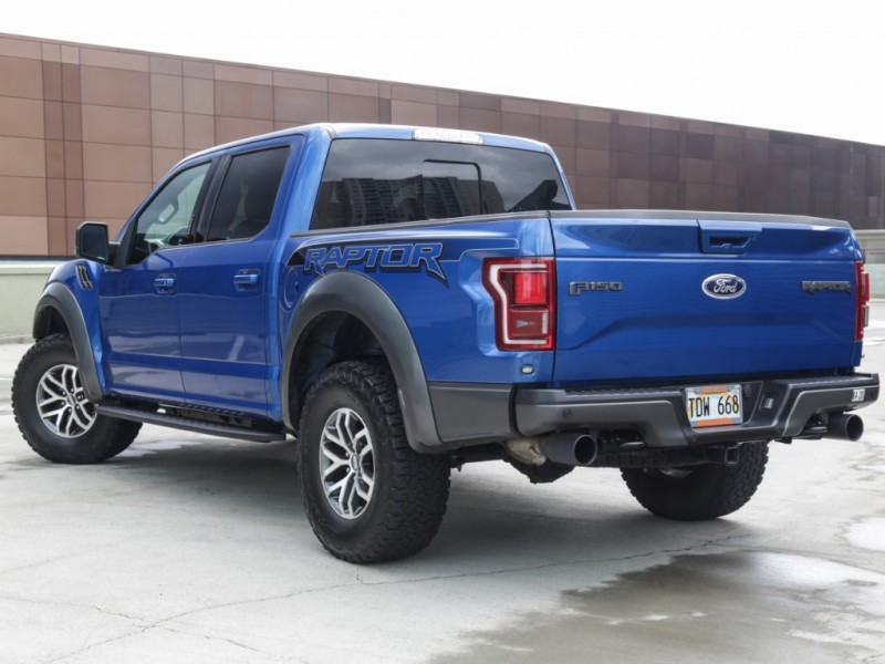 Ford F-150 Raptor 4WD 2017 price $64,995