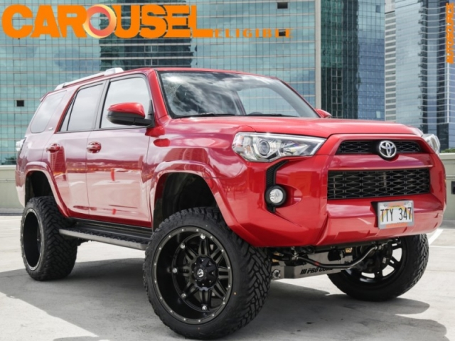 2018 Toyota 6  Lifted 4Runner