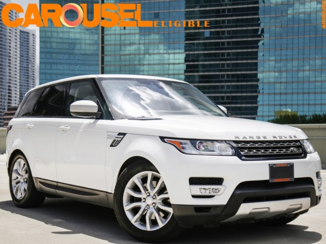 2017 Land Rover Range Rover Sport Supercharged HSE
