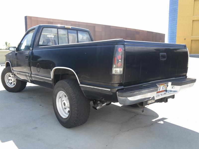 Chevrolet C2500 Pickup Truck 1992 price $4,995