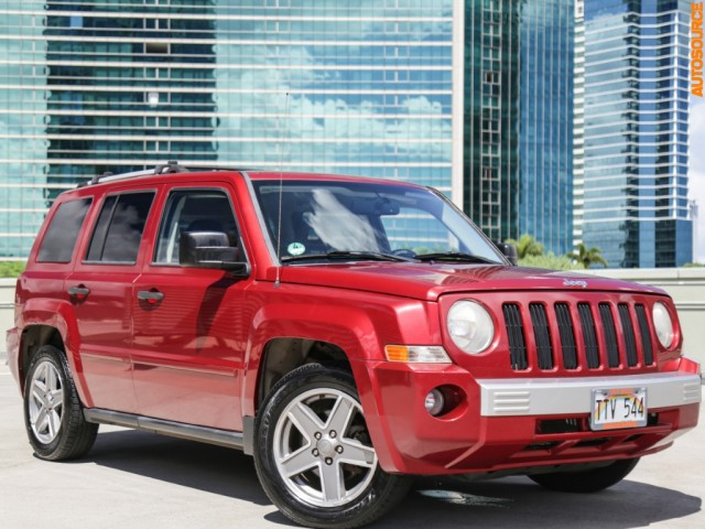 2007 Jeep Patriot Limited (Manual)