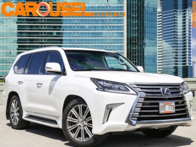 2016 Lexus LX570 4WD Luxury