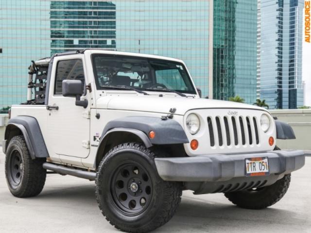 2008 Jeep Wrangler X 4WD