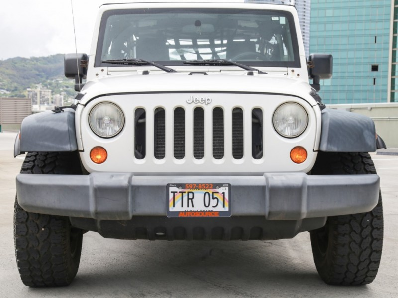 Jeep Wrangler X 4WD 2008 price $17,995