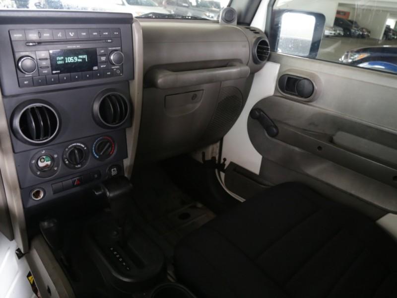 Jeep Wrangler X 4WD 2008 price $17,995