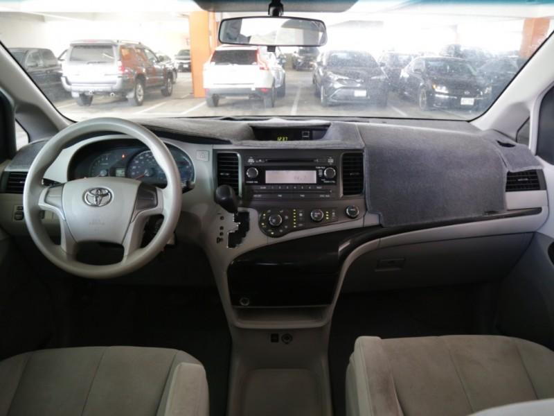 Toyota Sienna 2012 price $16,995