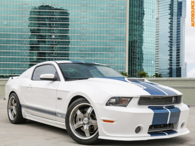 2011 Ford Authentic Shelby GT350 (525HP)
