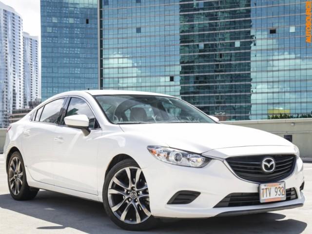 2016 Mazda Mazda6 Touring Package (Manual)