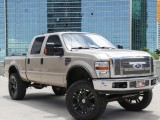 Ford F350 AIR LIFTED 4WD Diesel Lariat 2008