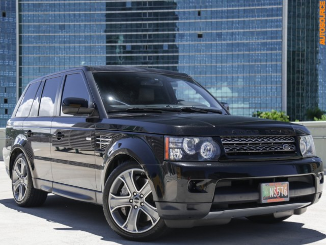 2012 Land Rover Range Rover Sport 4WD Supercharged