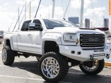 GMC 6 inch Lifted Sierra 2500 4WD 2015