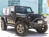 Jeep Lifted Wrangler Unlimited 4WD Sahara 2013