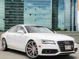 Audi A7 Quattro Supercharged Prestige 2012