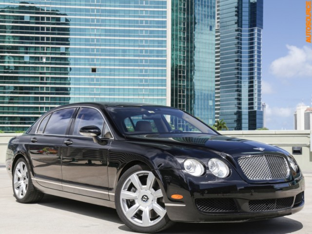 2006 Bentley Continental Flying Spur AWD