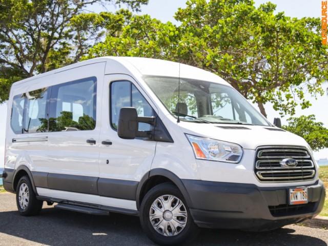 2016 Ford Transit T350 Diesel Wagon