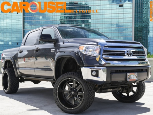 2016 Toyota 6  Lifted 4WD Tundra Special Off-Road Package