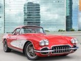 Chevrolet Corvette C1 Convertible (Fully Restored) 1962