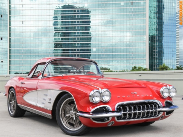 1962 Chevrolet Corvette C1 Convertible (Fully Restored)