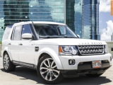 Land Rover LR4 4WD 2015