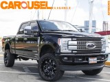 Ford F250 lifted 4WD DIESEL Platinum 2017
