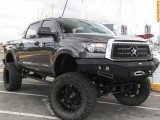 Toyota Tundra lifted 4WD 2013