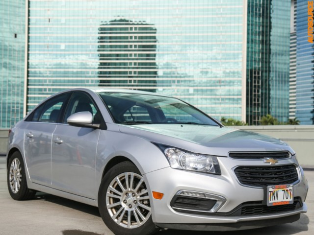 2016 Chevrolet Cruze ECO (Manual)