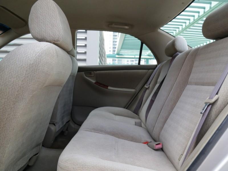 Toyota Corolla 2003 price $5,995
