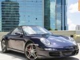 Porsche 911 Carrera S Cabriolet 2008