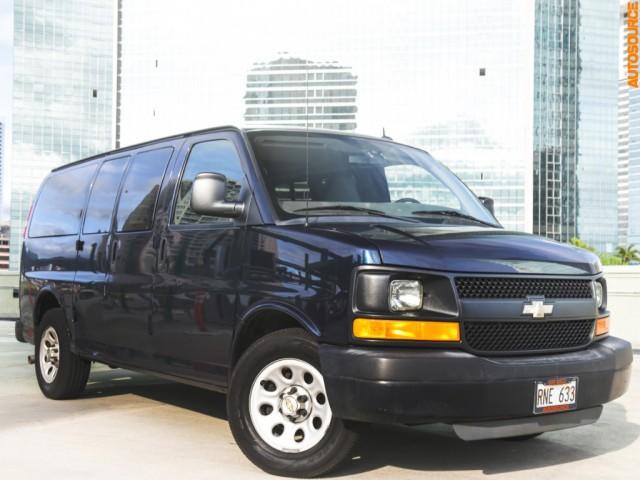 2011 Chevrolet Express Passenger Van 1500