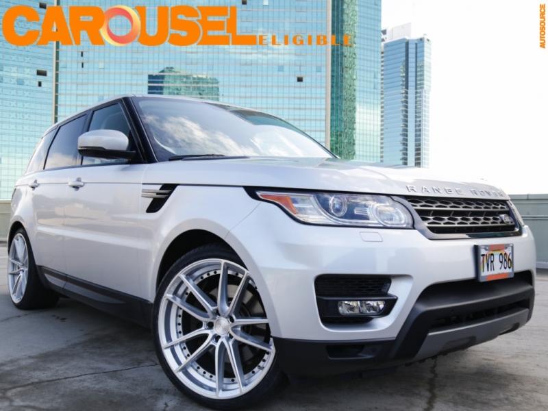 Land Rover Range Rover Sport HSE 2015 price $44,995