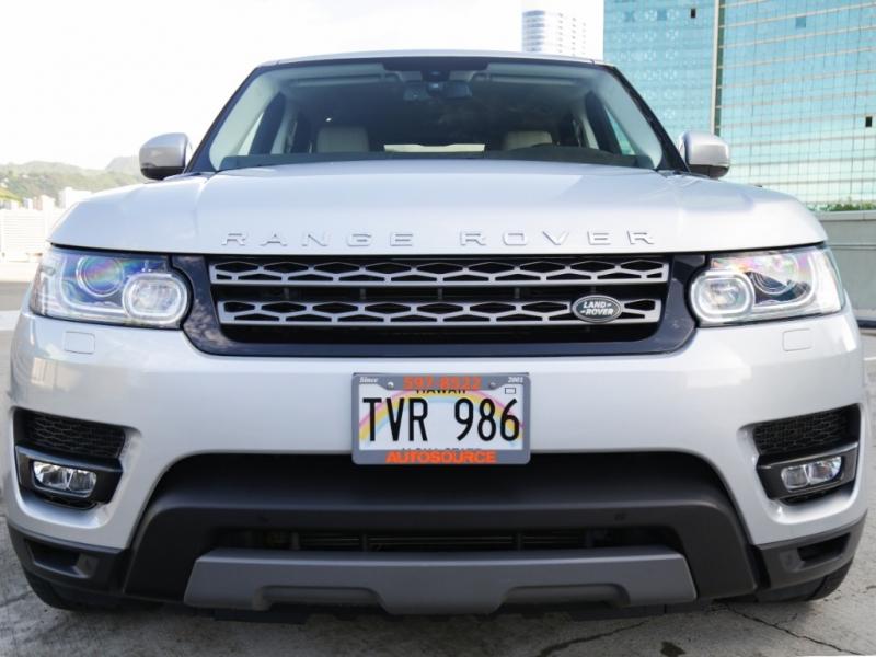 Land Rover Range Rover Sport HSE 2015 price $39,995
