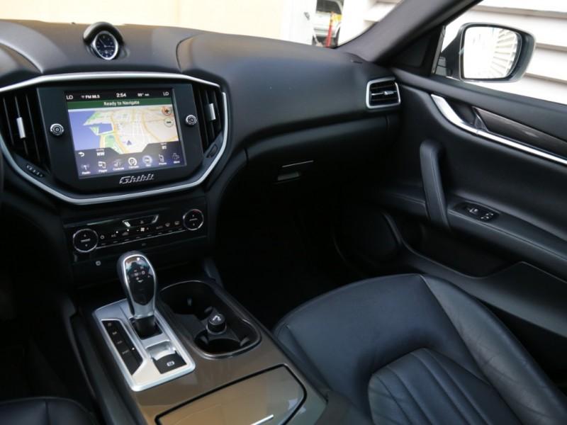 Maserati Ghibli 2016 price $39,995