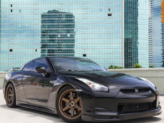 2010 Nissan GTR Premium