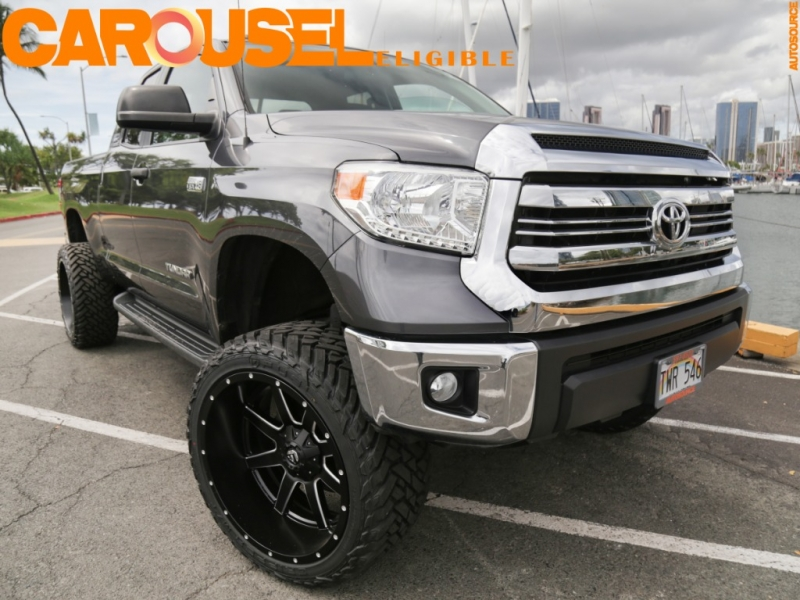 Toyota Lifted Tundra 4WD TRD OFF ROAD Doublecab 2016 price $42,995