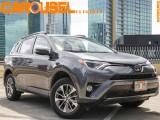 Toyota RAV4 Hybrid AWD XLE 2017